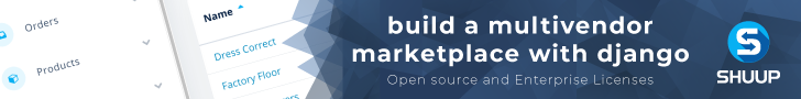 shuup multivendor marketplace software django 2