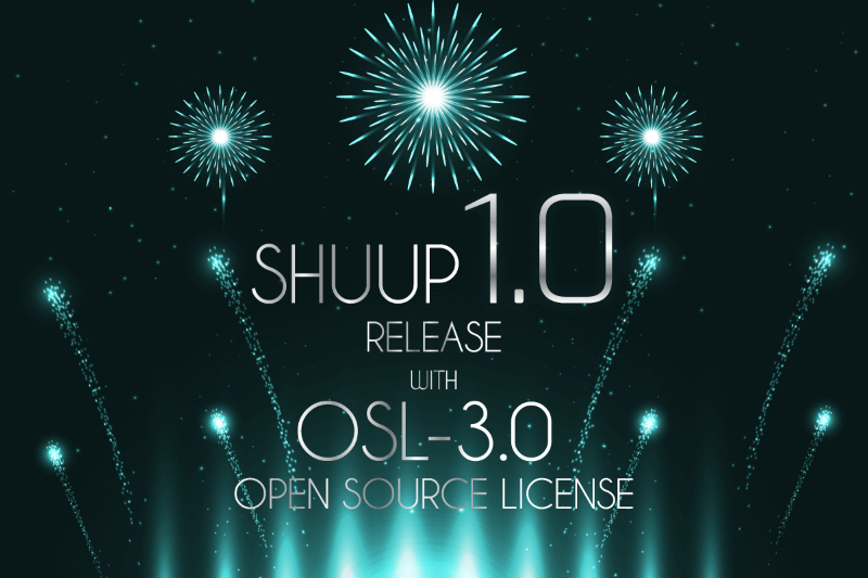 shuup 1.0 release software open source Shuup Press and Multi Vendor News