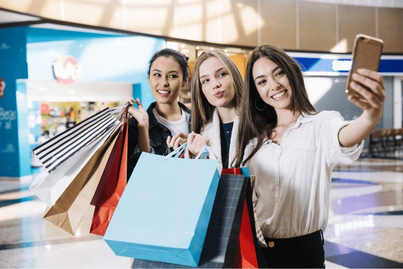 shopping experience - shuup - IoT - tiny