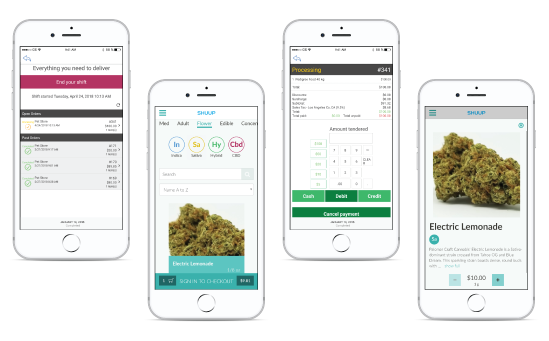 delivery online store ecommerce shuup shop dispensary PHONES SHOWCASE iOS (1)