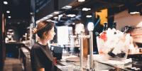 customer case restaurant POS, reservations, and online menu multi vendor software multivendor