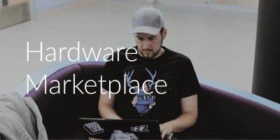 B2C multi vendor customer-cases-menu-multivendor-hardware-marketplace