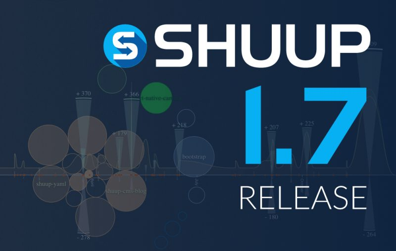 shuup 1.7 release blog post multi vendor multivendor software