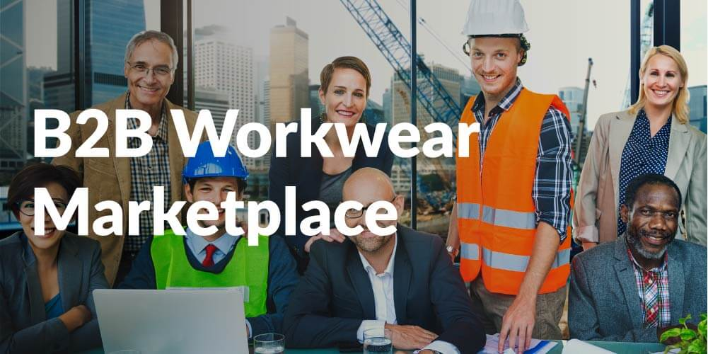 B2B Workwear Marketplace