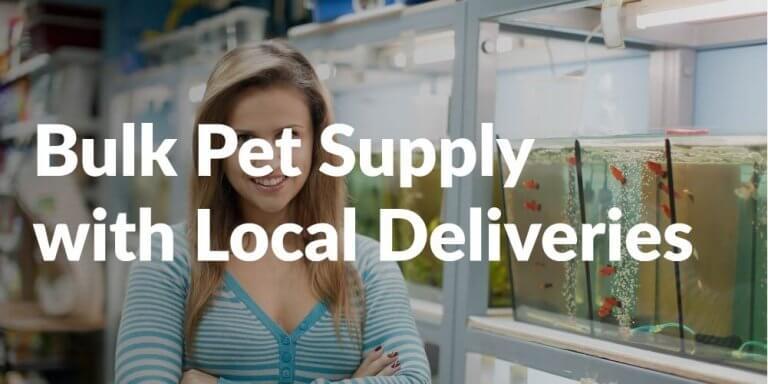 Shuup Multivendor Customer Success Stories - Multi-Vendor - Bulk Pet Supply with Local Deliveries