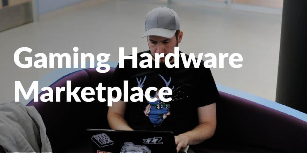 Shuup Multivendor Customer Success Stories - Multi-Vendor - Gaming Hardware Marketplace
