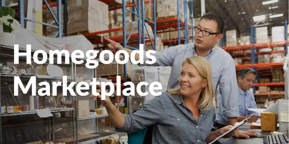 Shuup Multivendor Customer Success Stories - Multi-Vendor - Homegoods Marketplace