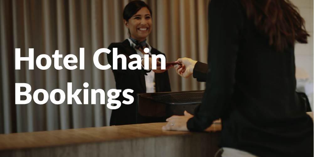 Shuup Multivendor Customer Success Stories - Multi-Vendor - Hotel Chain Bookings