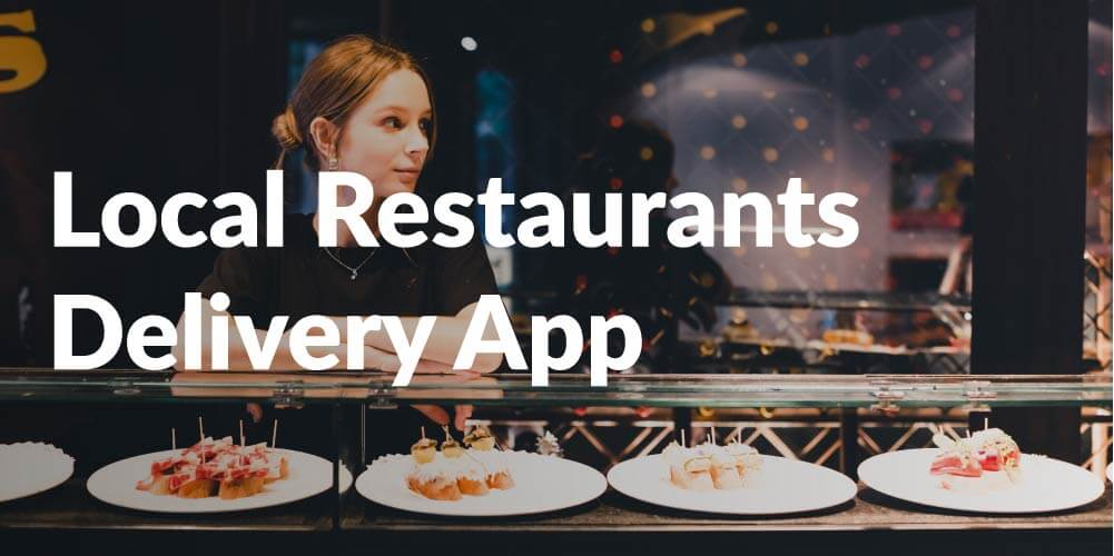 Local Restaurants Delivery App