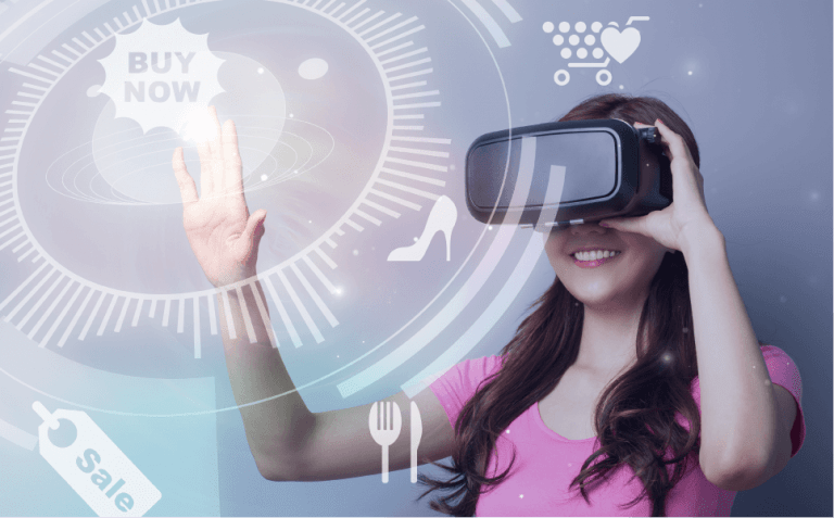 VR shopping in a virtual reality marketplace vr shuup virtual marketplace copy