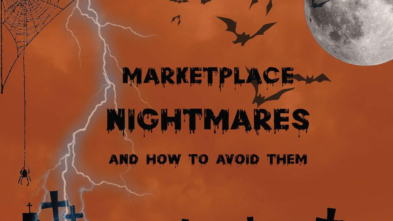 halloween shuup marketplace problems 2